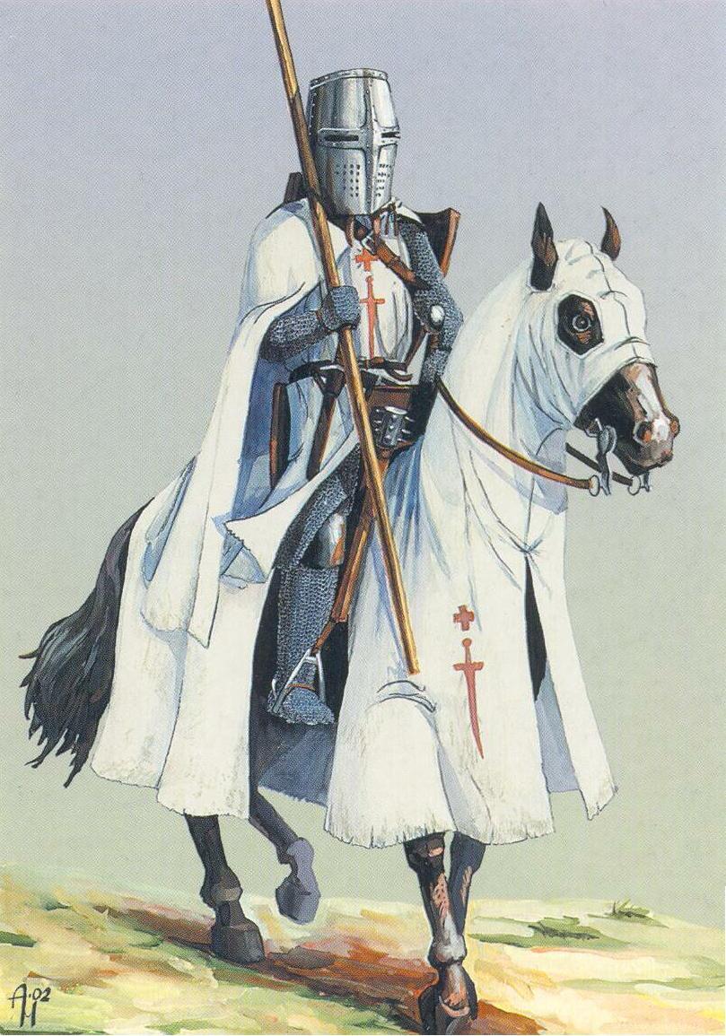 доспехи рыцарей средневековья картинки